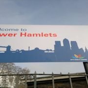 Tower Hamlets looking for new young mayor. Pic: CC