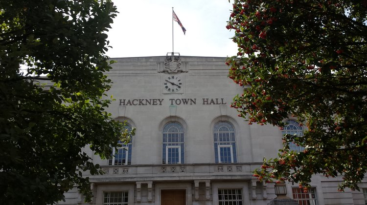 Hackney Council hopes 'Cyclear' technology will save lives. Credit: Myfanwy Cairns