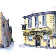 Pumphouse and Porter & Sorter, Croydon. Pic: Nick Richards