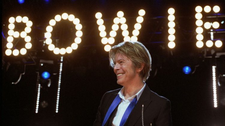 David Bowie. Pic: Adam Bielawski