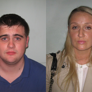 Michael Foran and Migle Sasyte. Pics provided by the Metropolitan Police Service.