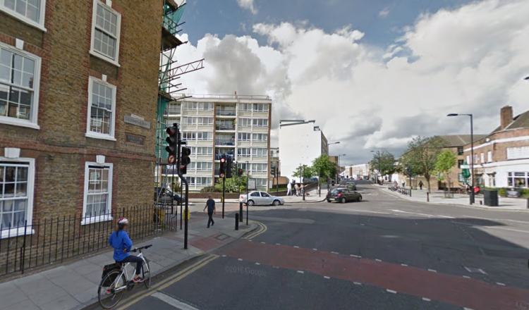 A Google Streetview image of the junction. Pic: Google