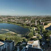 Woodberry Wetlands. Photo: Hackney Council