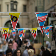 Pic: Independent Label Market, Spitalfields