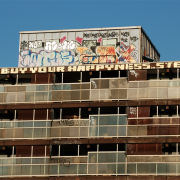 Heygate Estate in South London. Pic: Richard fisher (CC by 2.0)