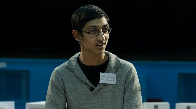 Tamid Chodhury. Pic Tamid Chodhury