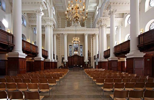 Christ Church Spitalfields by John Salmon