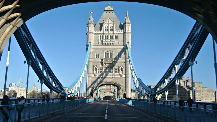 Tower Bridge. Pic - Loco Steve (flickr)