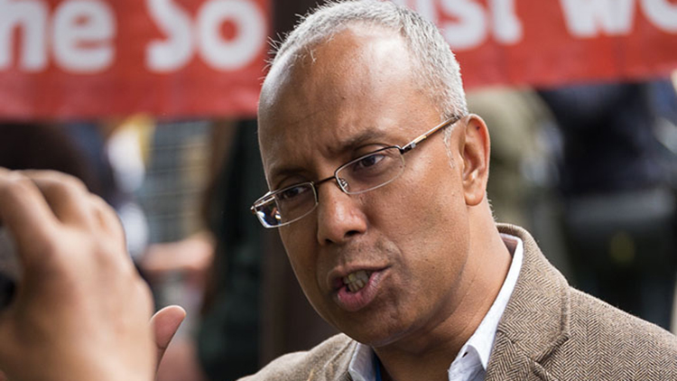 Lutfur Rahman Pic: Name withheld