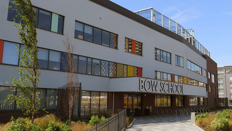 Bow School Receives Centre Of Excellence Award