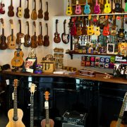 Inside the Duke of Uke. Pic; Duke of Uke.