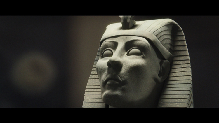 Sphinx Daria Still from film. Pic; Patrick Hough.