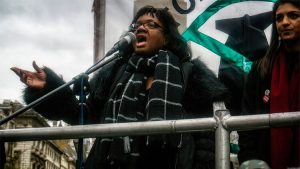 MP Diane Abbott Pic; Gary Knight