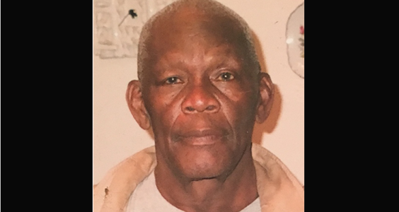 James Houson who was reported missing on Monday. Pic; Hackney Police