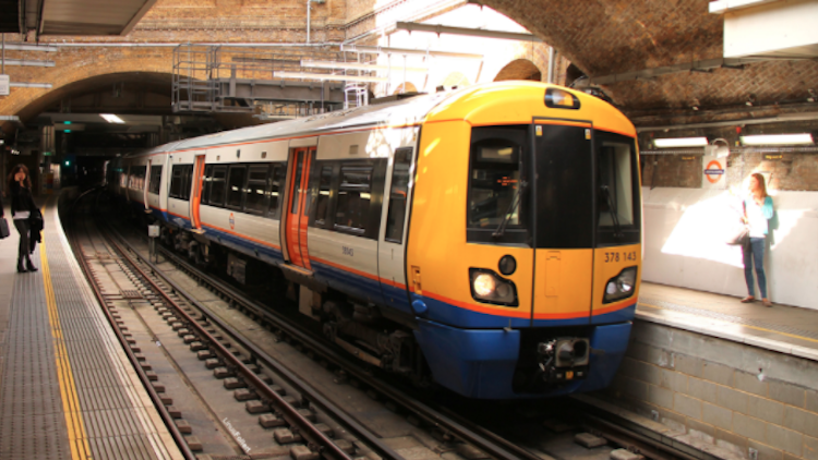 Overground to run weekend 24-hour service from Hackney to Lewisham