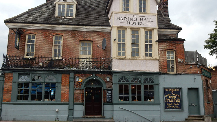 Locals are fearful for the future of the Baring Hall Hotel pub Pic: Kake (Flickr)