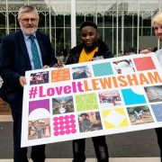 Sir Steve Bullock is urging locals to back Lewisham's bid Pic: Lewisham Council