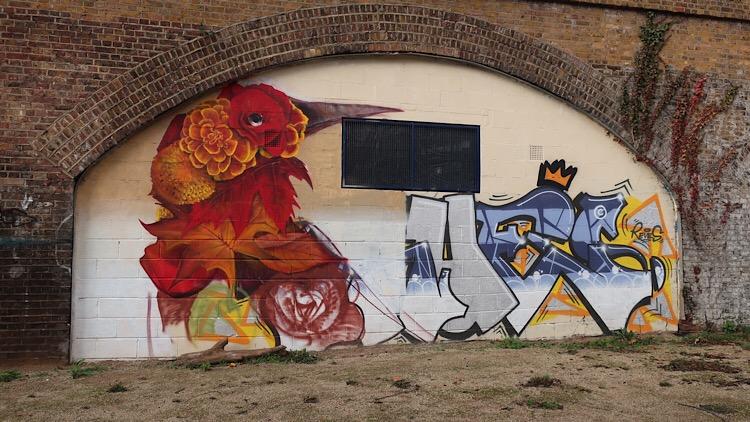 Last Bird Mural