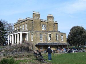 Clissold House, Clissold Park