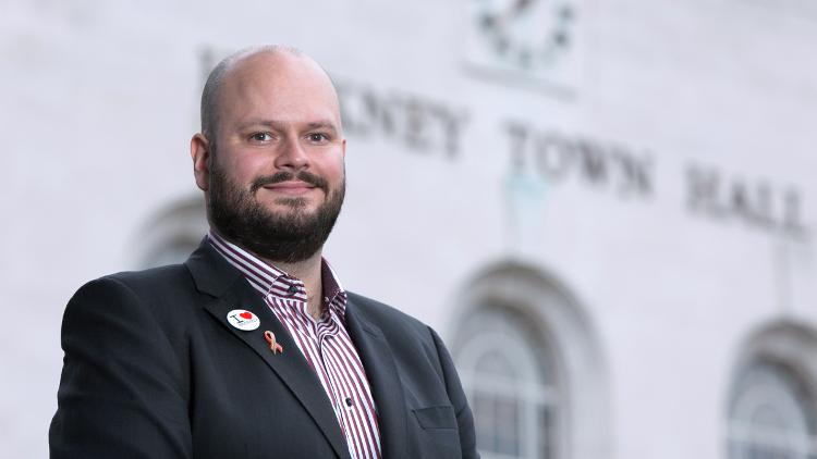 Mayor of Hackney, Philip Glanville