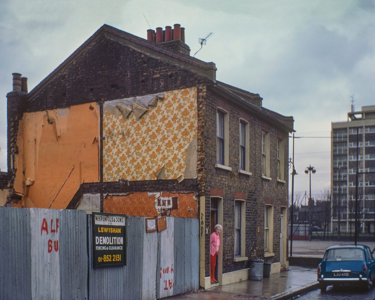 Belhaven Street, 1977. Pic: Hoxton Mini Press