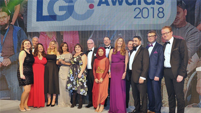 Tower Hamlets Council wins two awards at LGC Awards 2018