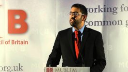 Miqdaad Versi, spokesperson for the Muslim Council for Britiain