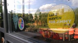 Businesses involved in the Safe Haven scheme promise to give refuge to young people who feel threatened on the street