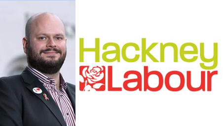 Phillip Glanville, the Labour mayoral candidate for Hackney. Pic: Hackney Labour