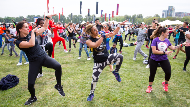 Hackney Fitness Festival