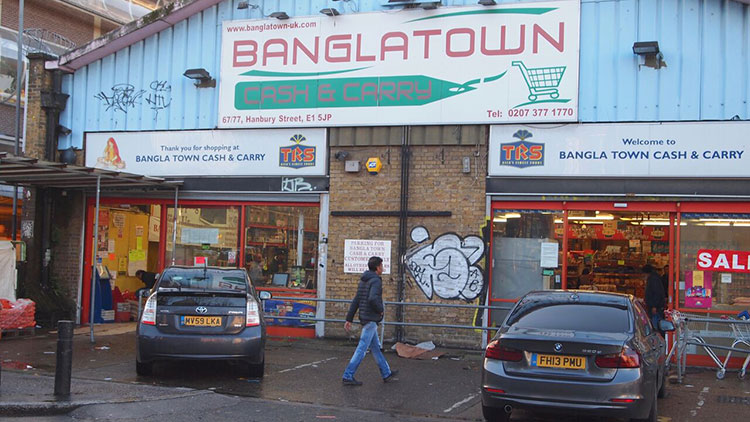 Local Bangladeshi residents and business are unaware of the town council plans