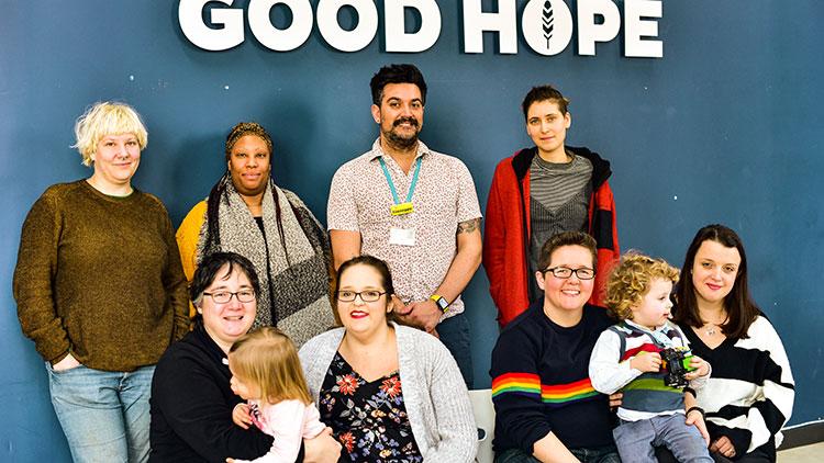 LGBT parents meeting   Eastlondonlines