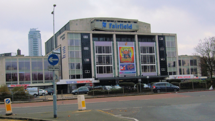 Fairfield Halls
