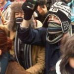Student demo 29th Nov Germaine
