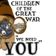 Children of the Great War exhibition Pic: Lewisham Library