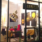 Juniper pop-up shop Pic: Kirsteen McNish