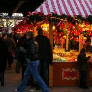 Christmas market Pic: Ged Carroll