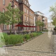 Bethnal Green Pocket Park. Pic: Greysmith Associates Ltd