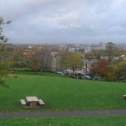 View from Telegraph Hill Lewisham. Pic: Alex Mahan