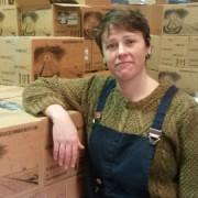 Head brewer Jenn Merrick Pic: Jack Simpson