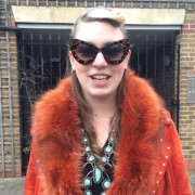 Kat Knix invited EastLondonLines to her home to talk about her ambitions Pic: Charlotte Solheim