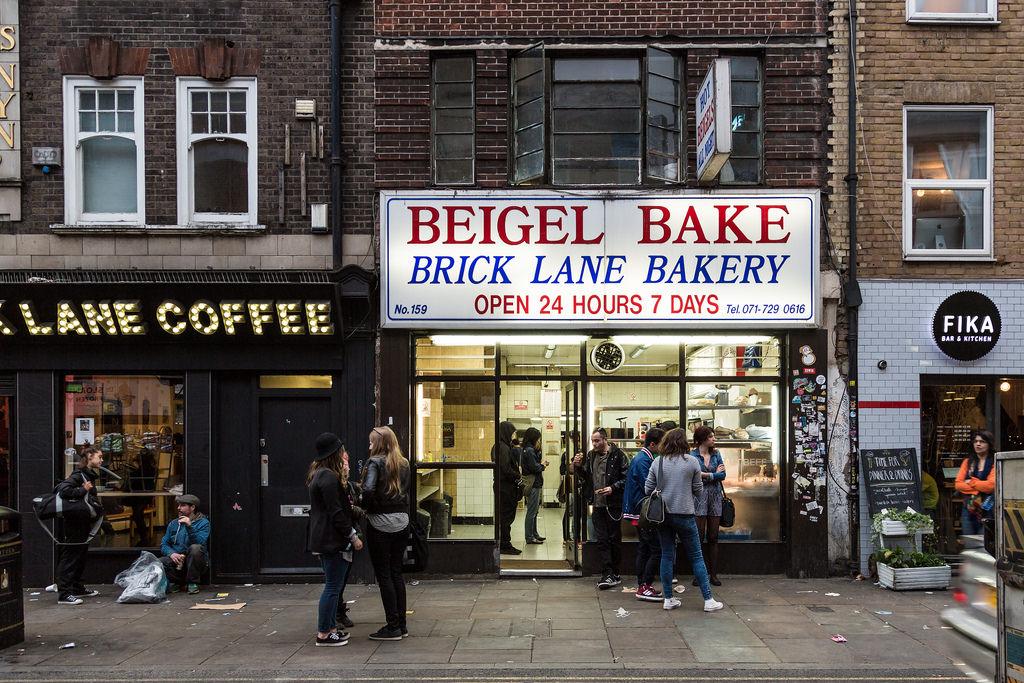 Brick Lane Beigel Bake: a community of beigel lovers ...