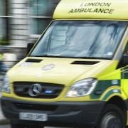 London Ambulance Pic: Lee Bailey