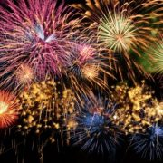 Experience the best firework displays East London has to offer.