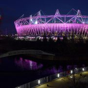 Olympic Park Pic; Paul Nattall