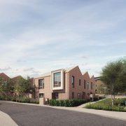 Artist's impression of the Upper Norwood Ravensdale development